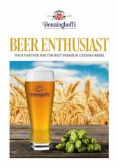 *Neueste Ausgabe* <br /> Unser Magazin für Bier-Liebhaber