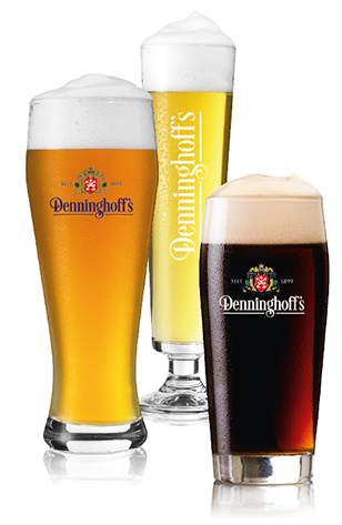 Denninghoffs Pilsener<br />